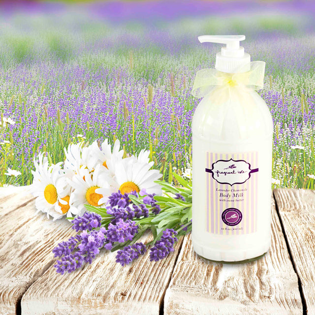 Lavender Chamomile Body Milk - 16 oz