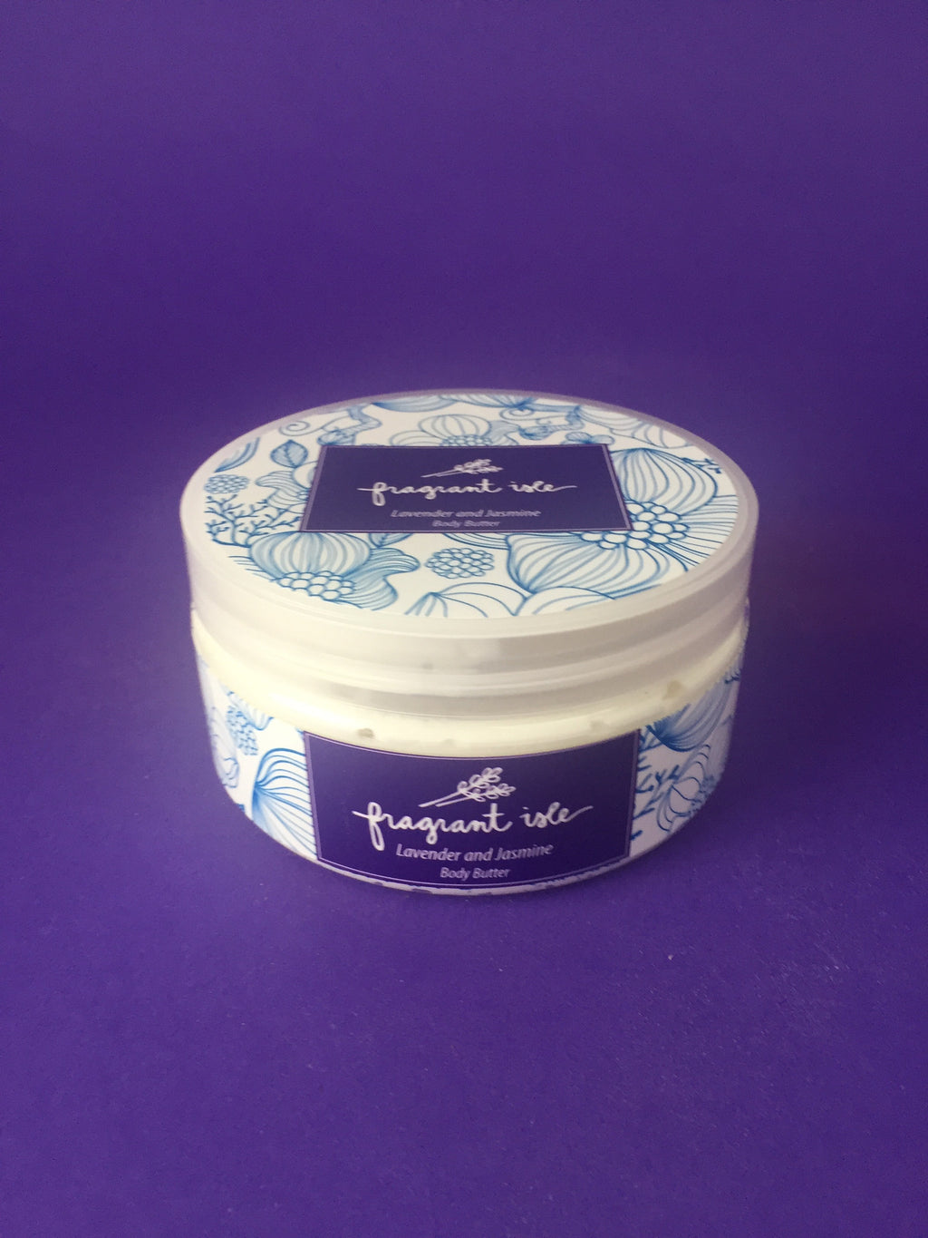 Lavender Jasmine Body Butter - 8 oz