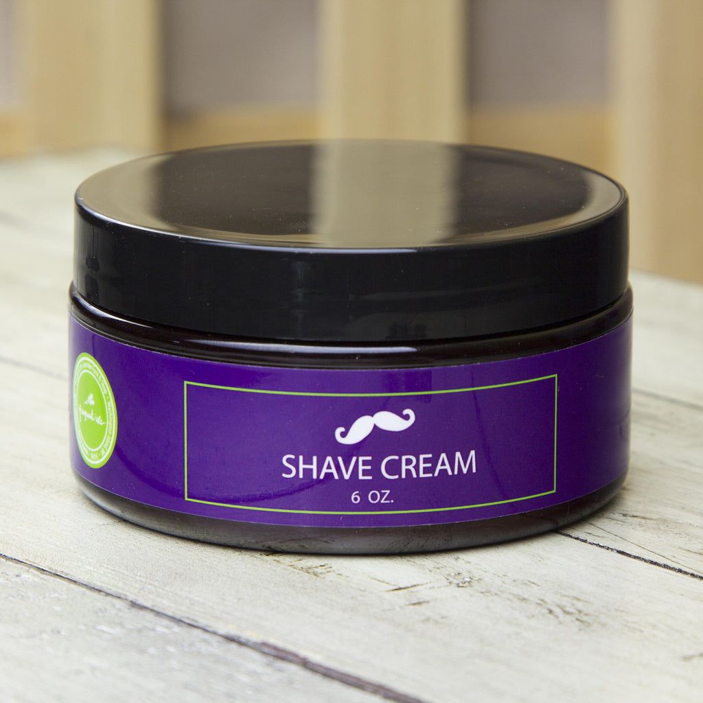 Lavender Shave Cream - 8 oz
