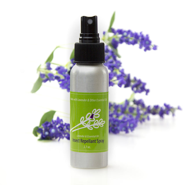 Lavender Insect Repellant Spray- 2.7 oz