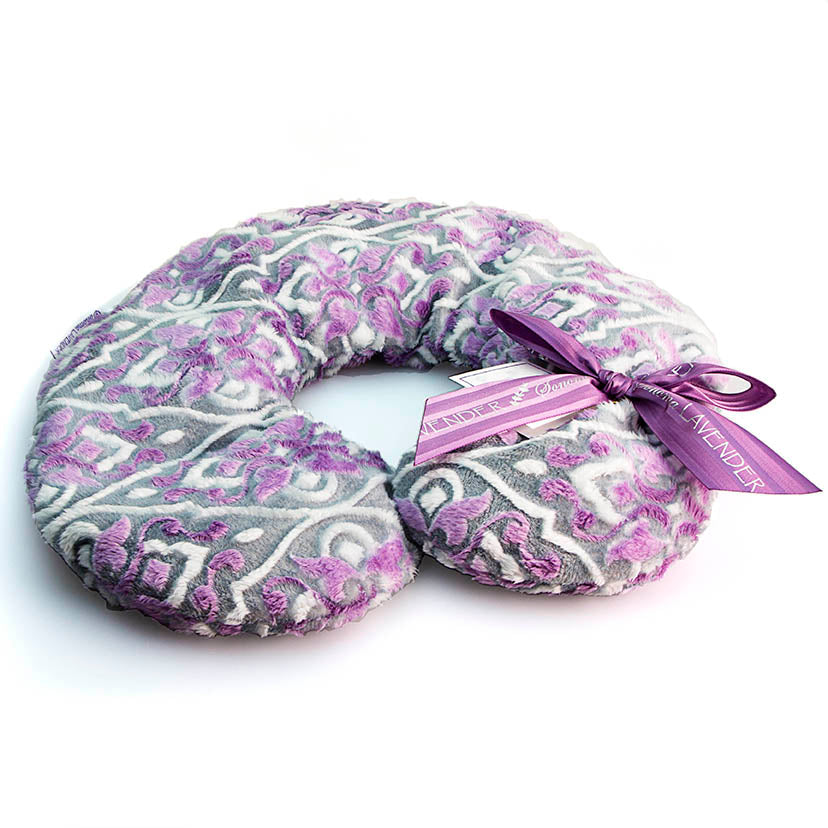 Lavender Spa - Neck Pillow Asst