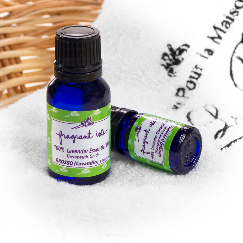 Aromatic Lavender Essential Oil - 0.25 oz