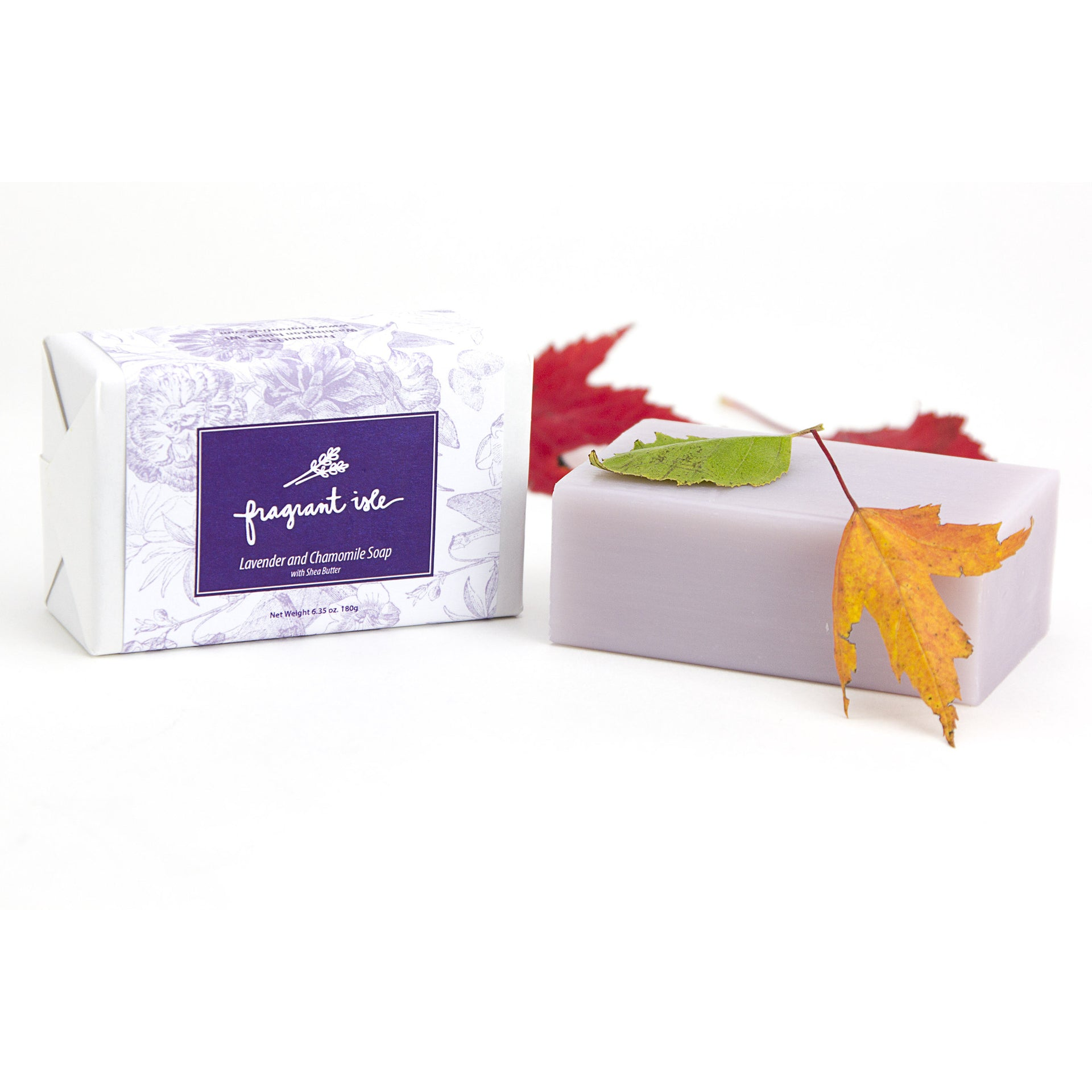 Lavender Chamomile Bar Soap - 6.4 oz