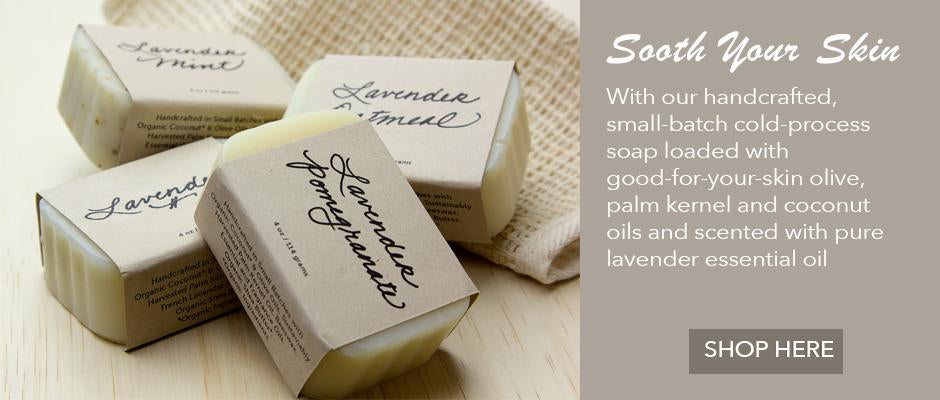 http://fragrantisle.com/collections/relaxation/products/lavender-chamomile-hand-soap