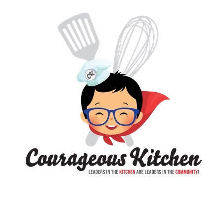 Virtual Cooking Class w/Courageous Kitchen