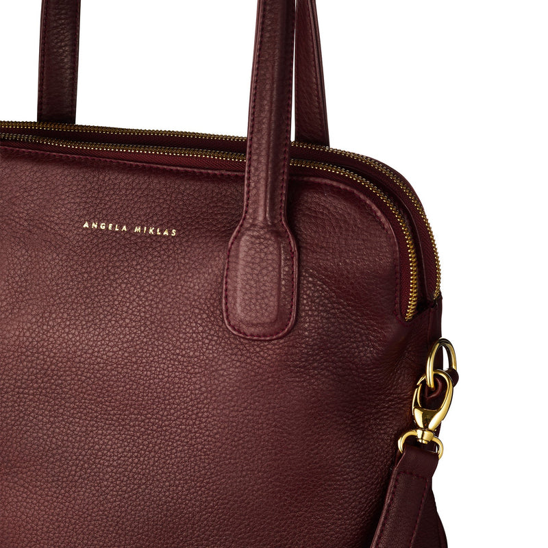The Lady Tote Merlot