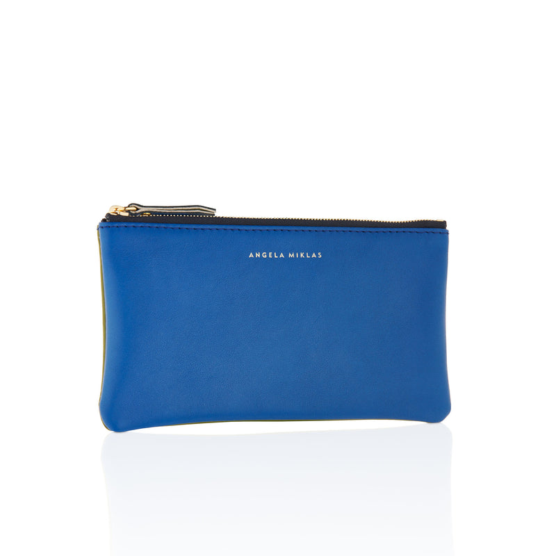 The Pouch Blue-Green