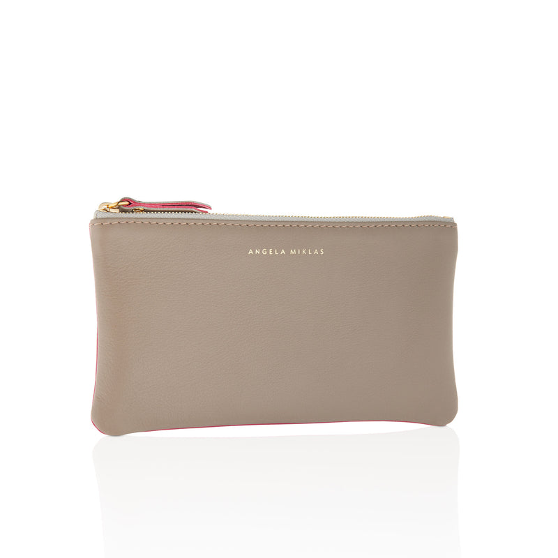 The Pouch Pink-Taupe
