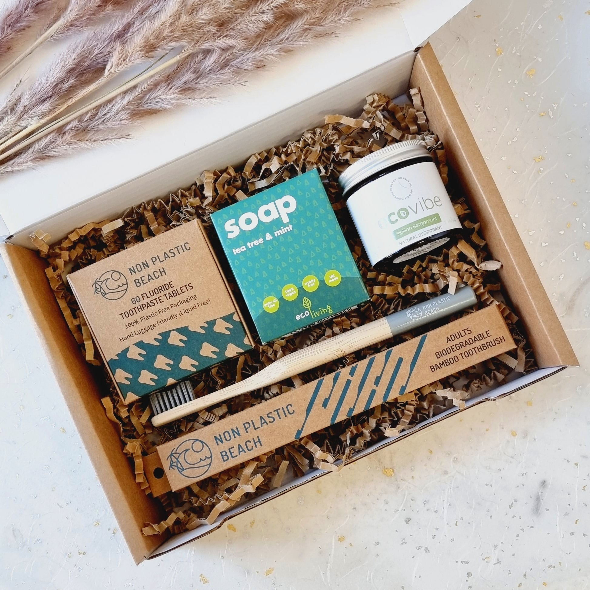 Self-Care Everyday Essentials Kit