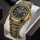 Antique Golden Business Watch