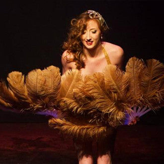 "Meet Burlesque Star Fi Rooney aka ""Fifi LaRoux"""