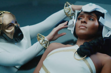 Janelle Monae Dirty Computer queer sci-fi album and film
