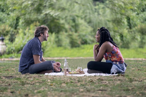 Jessica Williams and Chris O'Dowd - The Incredible Jessica James