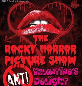 Rocky Horror Picture Show Ireland - Anti Valentines delight