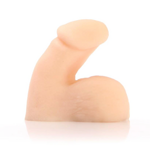 Sex Siopa is Ireland's best adult shop for sex toys and accessories - Tantus On the Go packer dildo for gender expression in Cream