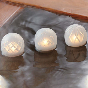 All 3 versions of the Tenga Iroha Uki Dama floating vibrators for the bath or swimming pool - Sex Siopa, Ireland's best sex toys