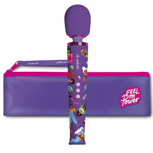 Sex Toys Ireland - Sex Siopa - Feel My Power special edition rechargeable vibrator and carrying case from Le Wand