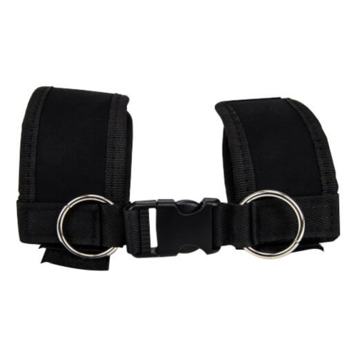 Loving Joy velcro wrist restraints for kink and BDSM play - Sex Siopa is Ireland's favourite adult boutique