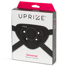 Load image into Gallery viewer, Packaging for the Uprize beginner's strap-on harness. Sex Siopa, Ireland's Best Adult Shop in Dublin