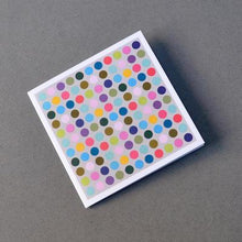 Load image into Gallery viewer, Polka dots greeting card by Bold Bunny in Dublin