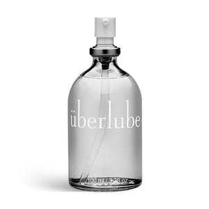 Uberlube is a luxury silicone lubricant that is long lasting and leaves your skin feeling smooth and supple - Sex Siopa, Ireland's favourite sex toy shop