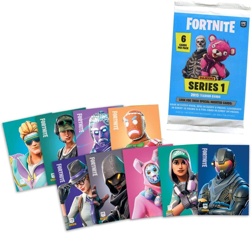 Fortnite Cartas Intercambiables (Wave 1)