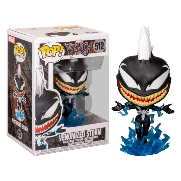 Funko Venomized Storm X-Men # 512