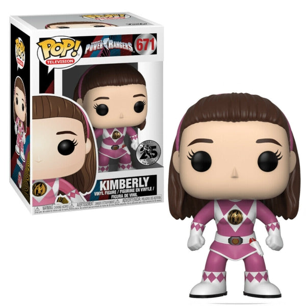 FUNKO POWER RANGER KIMBERLY # 671