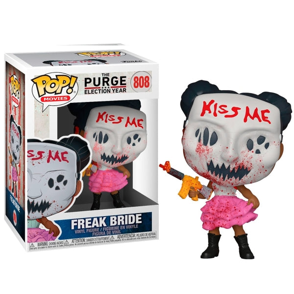 FUNKO FREAK BRIDE # 808