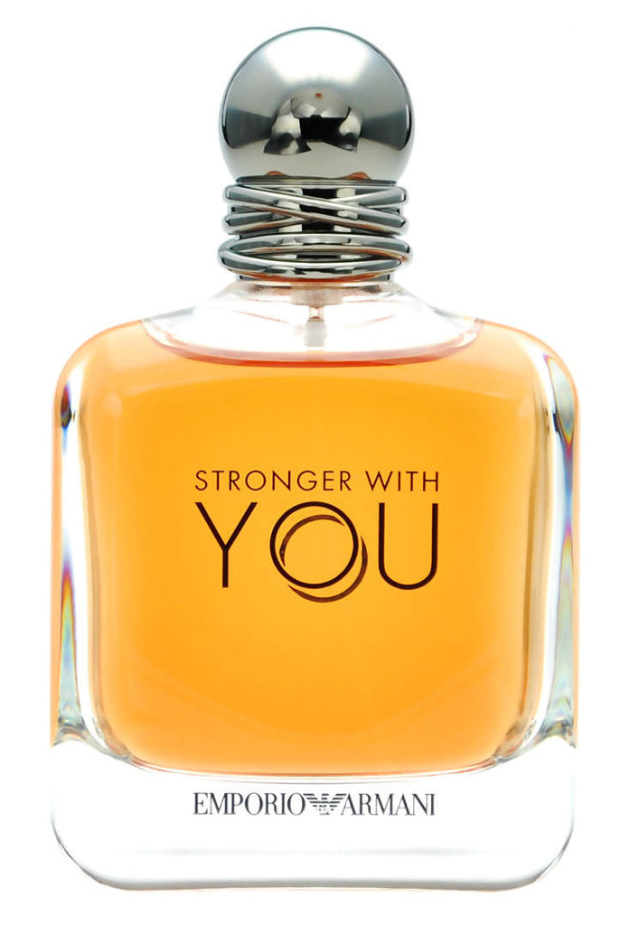 GIORGIO ARMANI STRONGER WITH YOU F/M EDT 100ML