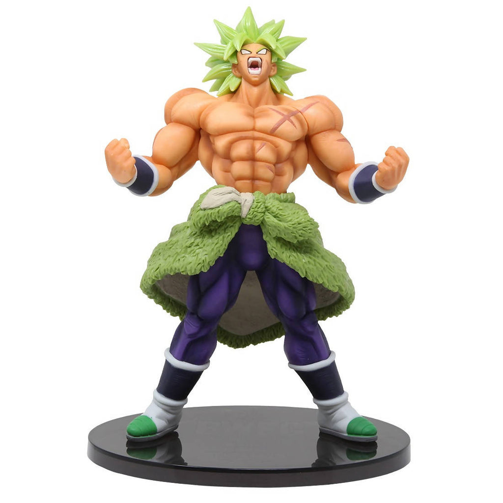Banpresto Broly world