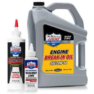 Engine Builder Lubricants