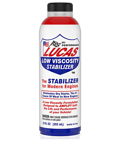 Low Viscosity Oil Stabilizer