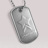 Starfighter Dog Tag