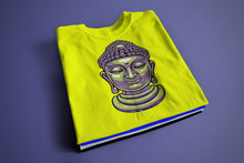Load image into Gallery viewer, BUDDHA- Half Sleeve T-Shirt
