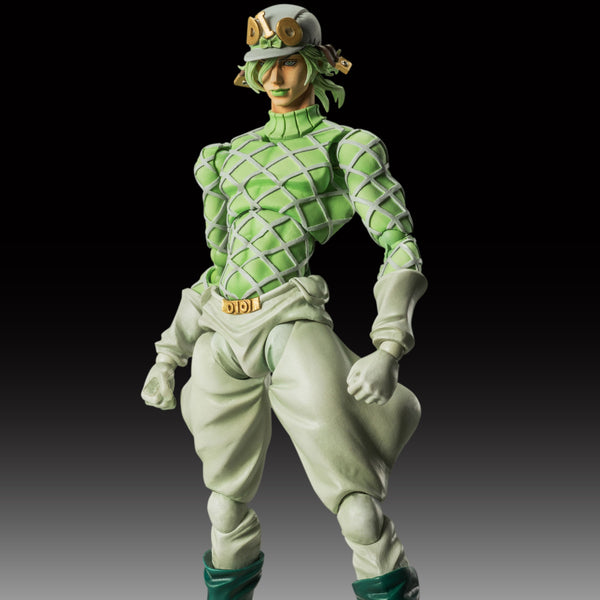JOJO Steel Ball Run DIEGO BRANDO Super Action Statue PVC Action Figure
