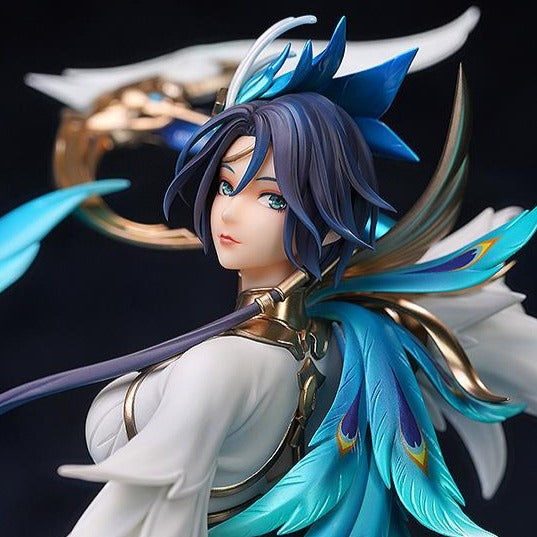 【Pre-Order】Honor of Kings Yu Ji Cloudy Rainbow Peacock ver. PVC Figure