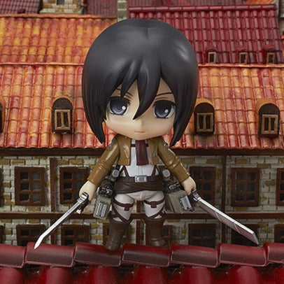 Attack on Titan Mikasa Ackerman Nendoroid PVC Action Figure