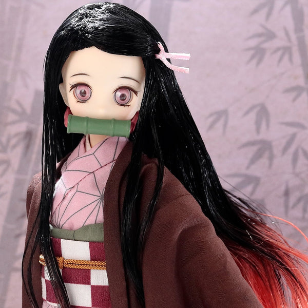 【Pre-Order】Demon Slayer Nezuko Kamado PVC Action Figure Doll