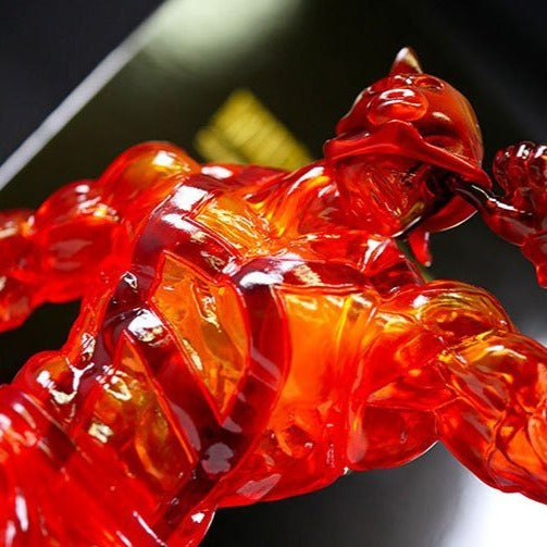 Nov. 29th PM21:00-【Limited】CCP×Toysking CMC NO.EX Kinnikuman Face Flash Hellfire of Inner Strength Ver. PVC Figure