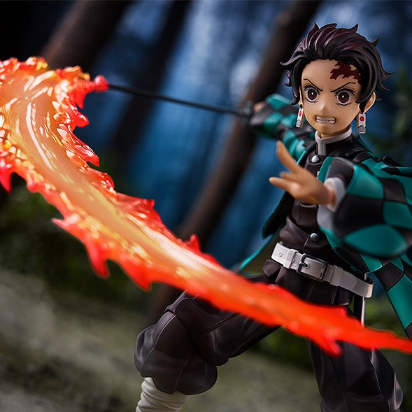 【Pre-Order】Demon Slayer Tanjiro Kamado DX Edition figma PVC Figure