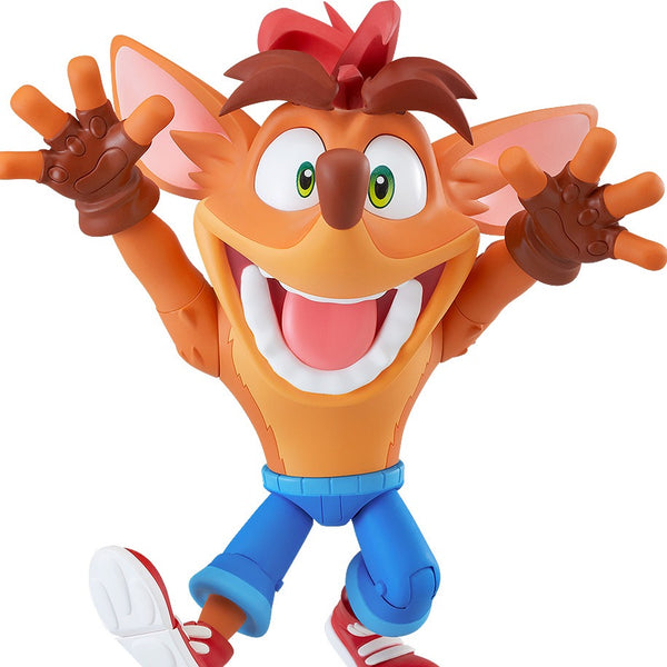 【Pre-Order】Crash Bandicoot™4 Crash Bandicoot Nendoroid PVC Action Figure