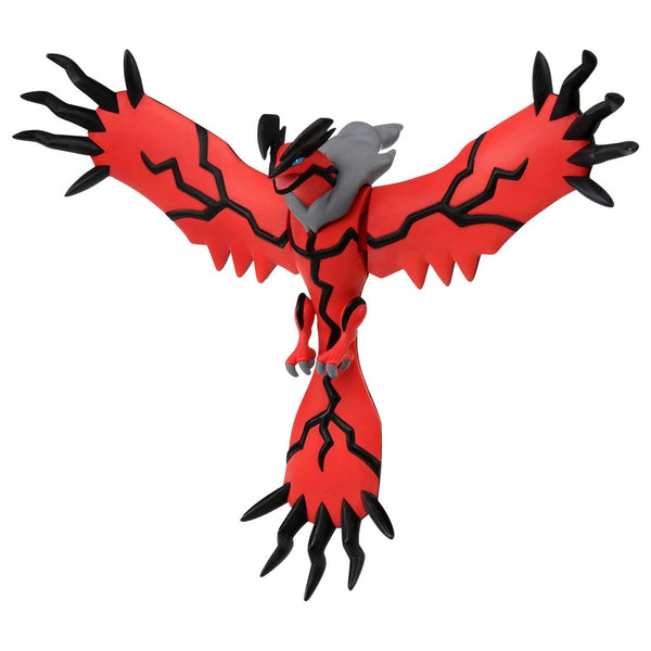 Pokémon Moncolle ML-13 Yveltal PVC Action Figure