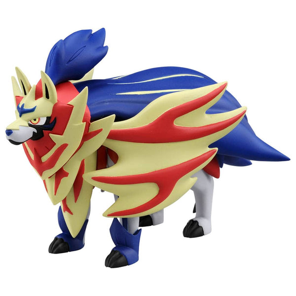 Pokémon Moncolle ML-19 Zamazenta PVC Action Figure
