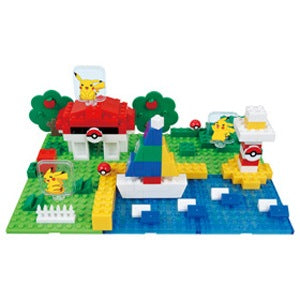 Pokémon Pikachu Set nanoblock plus