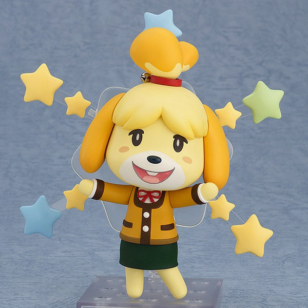 Animal Crossing Shizue Winter ver. Nendoroid PVC Action Figure