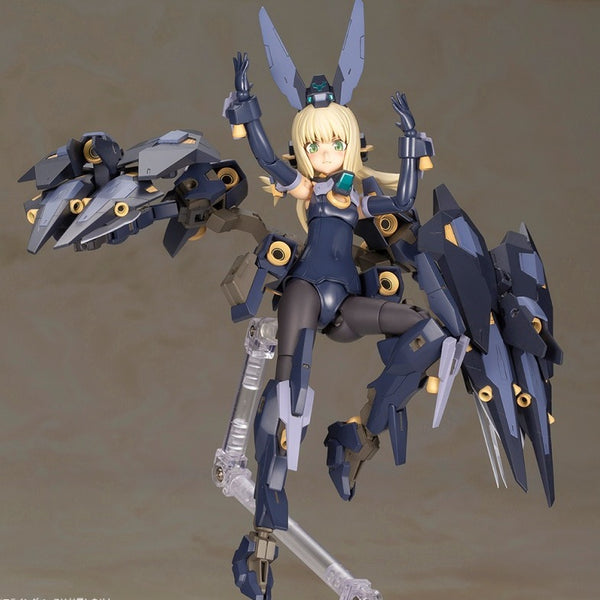Frame Arms Girl Zelfikar Prastic model