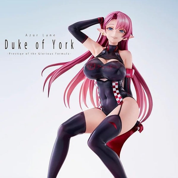 【Mar. 2021】Azur Lane Duke of York -Prestige of the Glorious Formula - PVC Figure