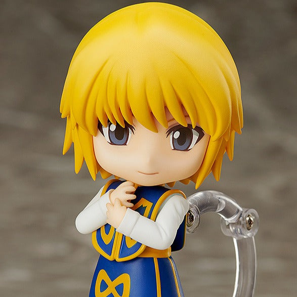 HUNTER×HUNTER Curarpikt Nendoroid PVC Action Figure