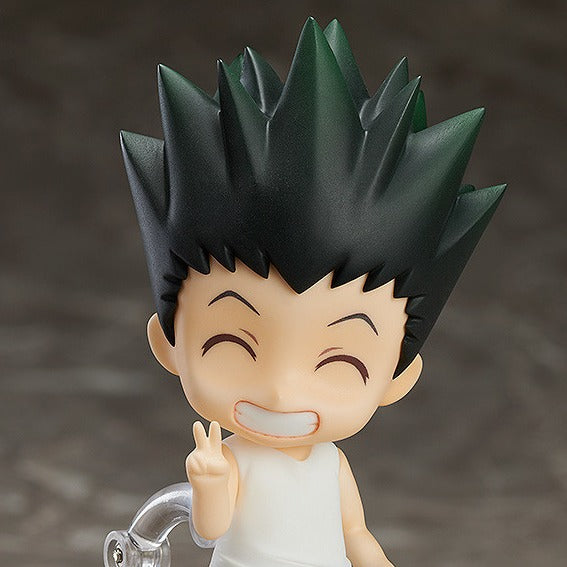HUNTER×HUNTER Gon Freecss Nendoroid PVC Action Figure